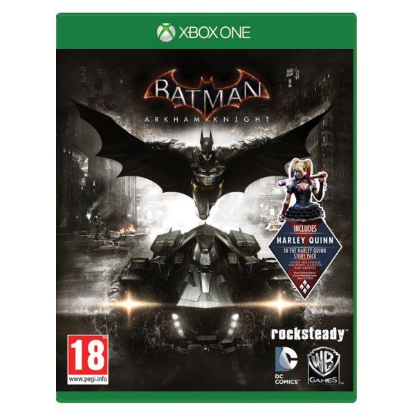 Batman: Arkham Knight [XBOX ONE] - BAZAR (použité zboží)