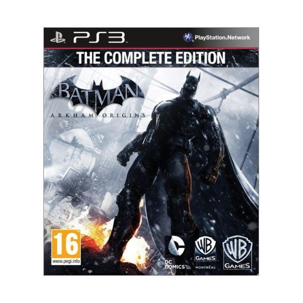 Batman: Arkham Origins (The Complete Edition) PS3
