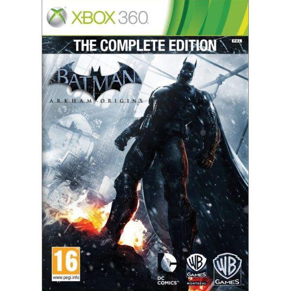 Batman: Arkham Origins (The Complete Edition) XBOX 360