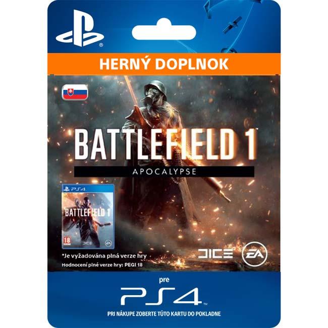 Battlefield 1: Apocalypse (SK)