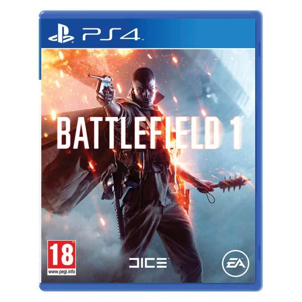 Battlefield 1[PS4]-BAZAR (použité zboží)