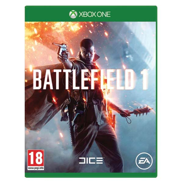 Battlefield 1[XBOX ONE]-BAZAR (použité zboží)