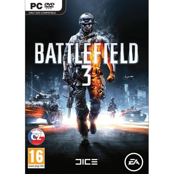 Battlefield 3 CZ PC