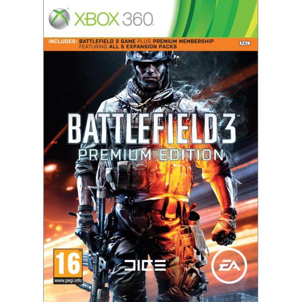 Battlefield 3 (Premium Edition) XBOX 360