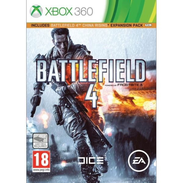Battlefield 4 (Limited Edition) XBOX 360