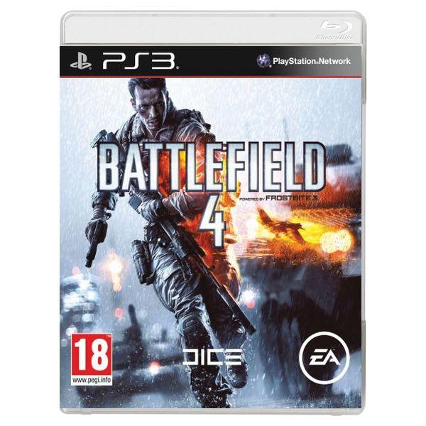 Battlefield 4-PS3-BAZAR (použité zboží)