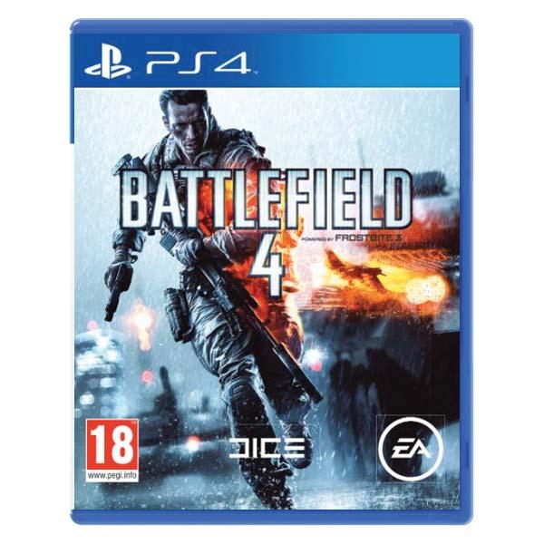 Battlefield 4[PS4]-BAZAR (použité zboží)