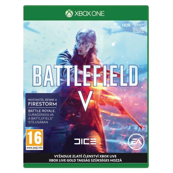 Battlefield 5[XBOX ONE]-BAZAR (použité zboží)