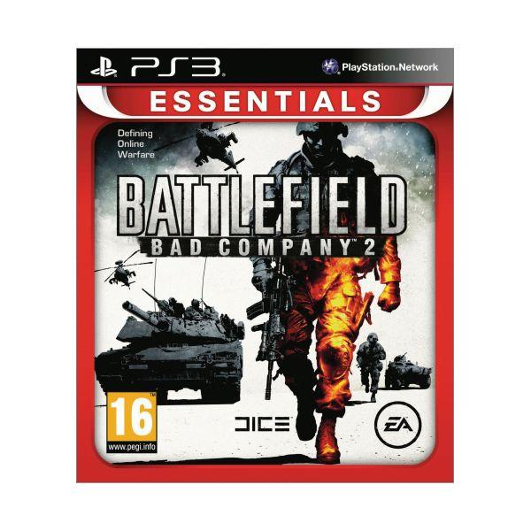 Battlefield Bad Company 2-PS3-BAZAR (použité zboží)