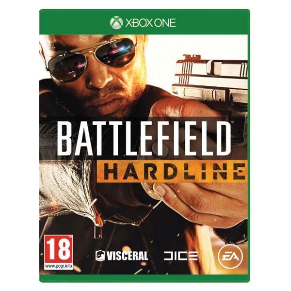 Battlefield Hardline[XBOX ONE]-BAZAR (použité zboží)