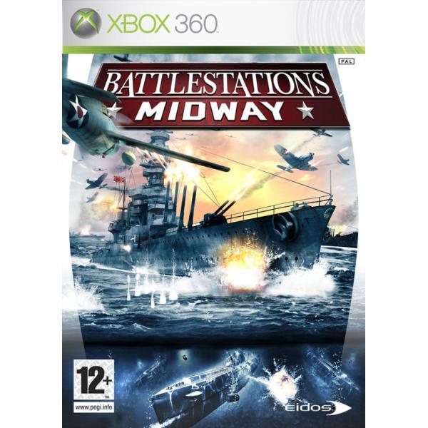 Battlestations: Midway XBOX 360