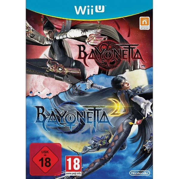 Bayonetta 2 (Special Edition) Wii U