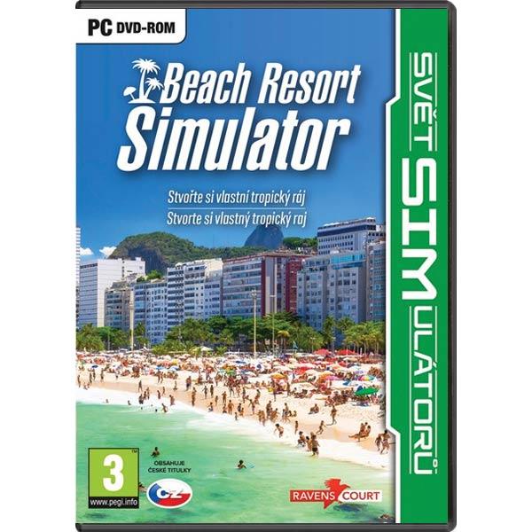 Beach Resort Simulator CZ PC
