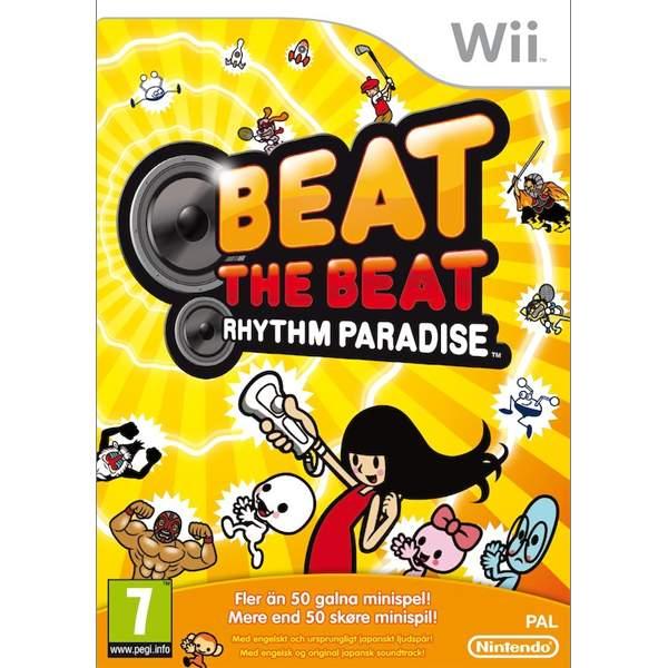 Beat the Beat: Rhythm Paradise Wii