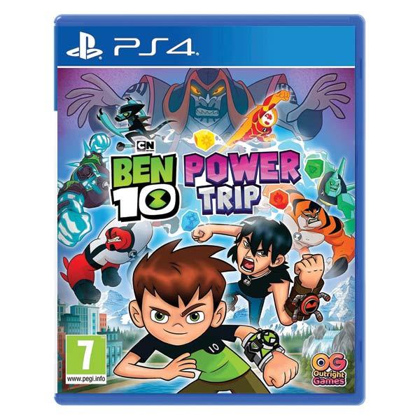 Ben 10: Power Trip