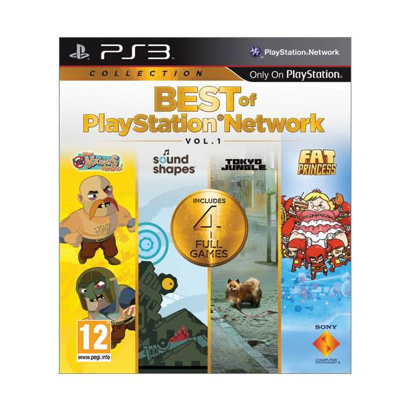 Best of PlayStation Network PS3