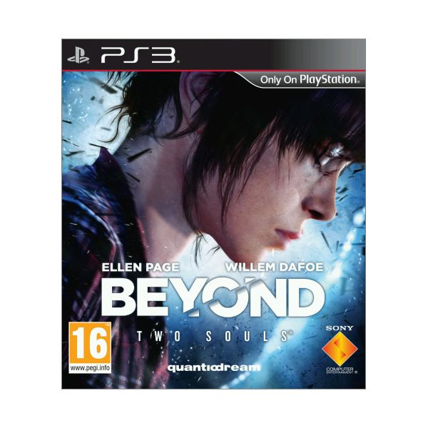 Beyond: Two Souls CZ PS3
