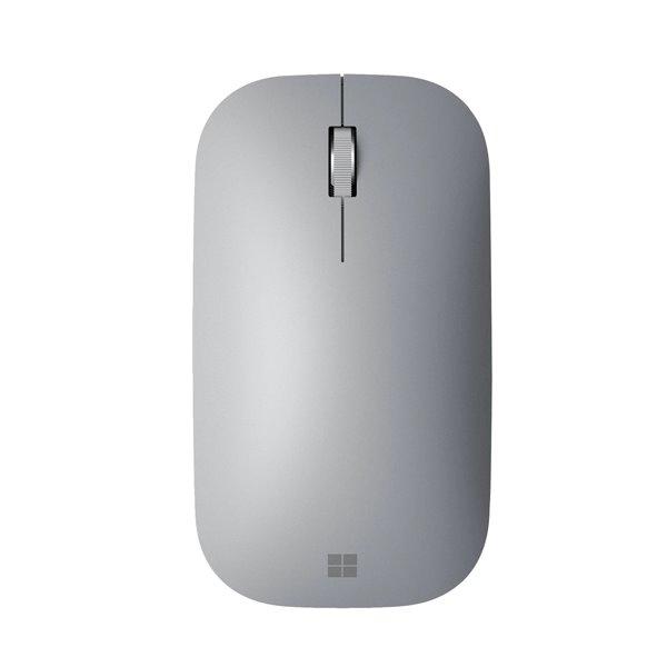 Bezdrátová myš Microsoft Surface Mobile Mouse Bluetooth 4.0, Platinum