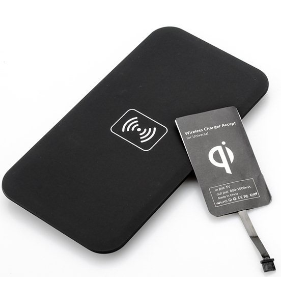 Bezdrátové nabíjení pro Asus Zenfone Go-ZC500TG + bezdrátová nabíječka