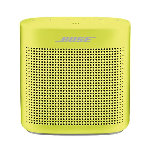 Bezdrátový reproduktor Bose SoundLink Color BT II, žlutý