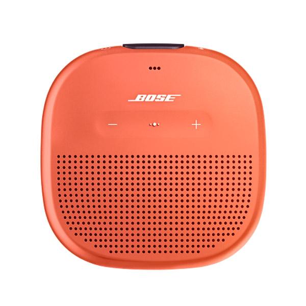 Bezdrátový reproduktor Bose SoundLink Micro, oranžový