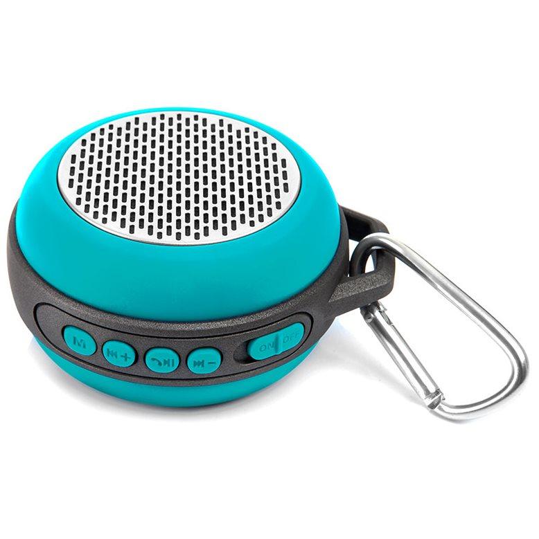 Bezdrátový reproduktor LAmax Beat SPHERE SP-1 + FM radio + slot na paměťovou kartu