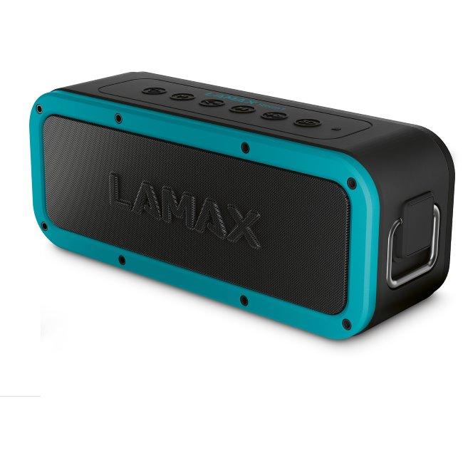 Lamax Storm1, bezdrôtový reproduktor, tyrkysový