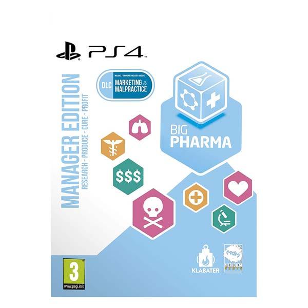 Big Pharma (Special Edition) PS4