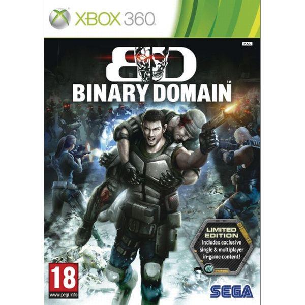 Binary Domain (Limited Edition) XBOX 360