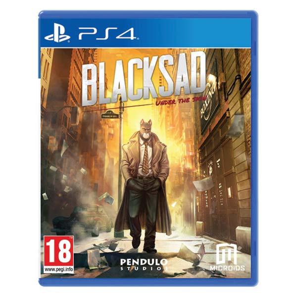 Blacksad: Under the Skin (Limited Edition) PS4