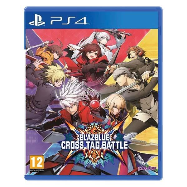 BlazBlue: Cross Tag Battle PS4