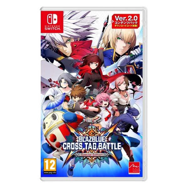 BlazBlue: Cross Tag Battle (Special Edition)