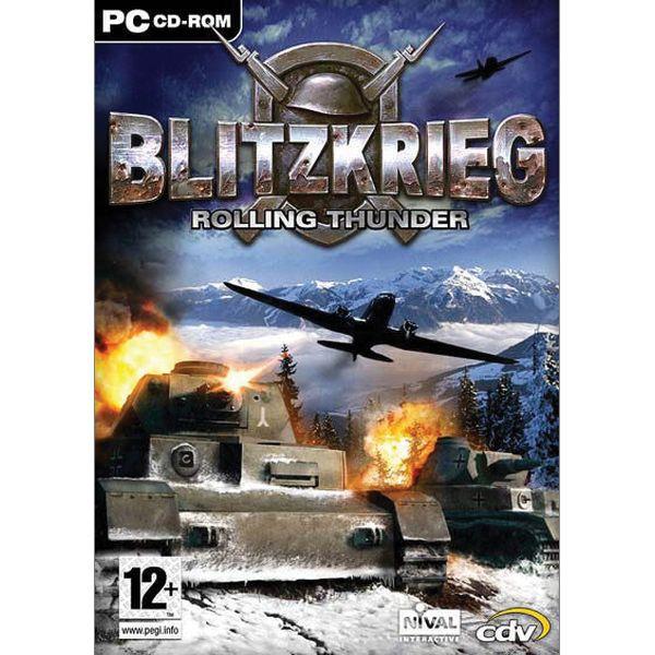 Blitzkrieg: Rolling Thunder PC