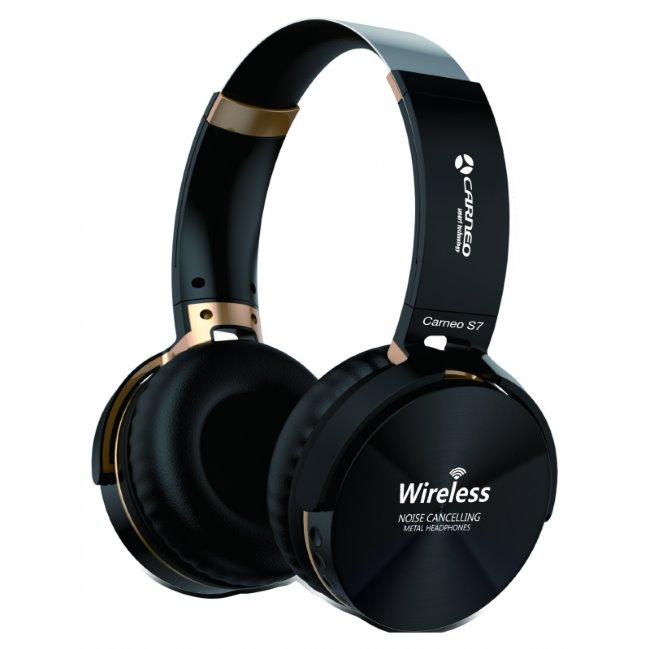 Bluetooth Stereo Headset Carneo S7, Black