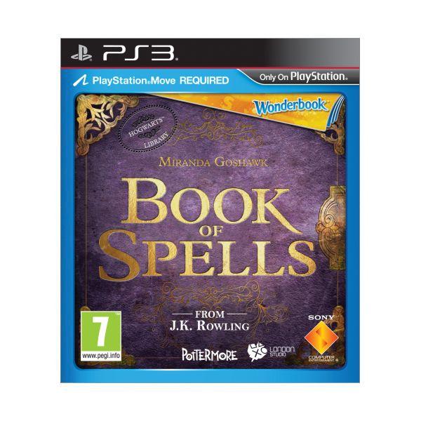 Wonderbook: Book of Spells PS3