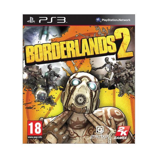 Borderlands 2[PS3]-BAZAR (použité zboží)