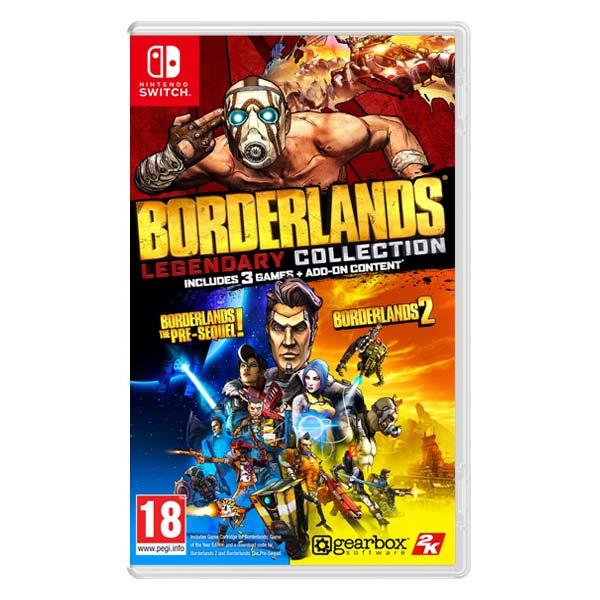 Borderlands (Legendary Collection)