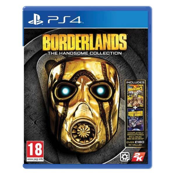 Borderlands (The Handsome Collection) [PS4] - BAZAR (použité zboží)