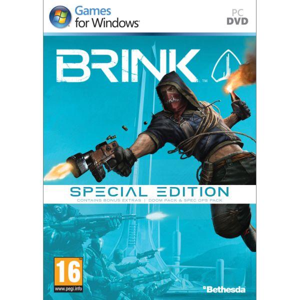Brink (Special Edition) PC