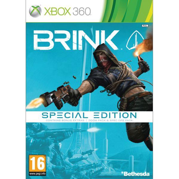 Brink (Special Edition) XBOX 360