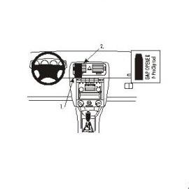 Brodit ProClip 852803 - pro Škoda Fabia 00 -