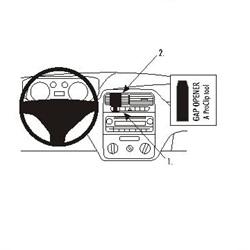 Brodit ProClip 853745 - pro Fiat Punto Grande 06-07