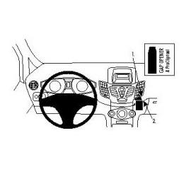 Brodit ProClip 854252 - pro Ford Fiesta 09 -