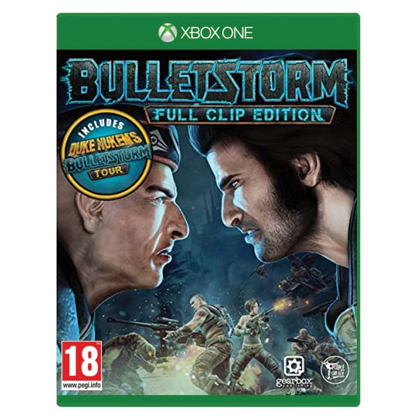 Bulletstorm (Full Clip Edition) XBOX ONE