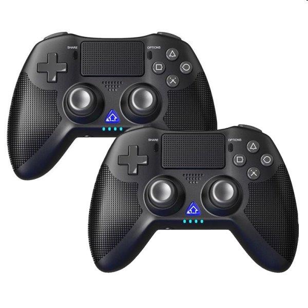Bundle iPega 4008 bezdrátový herní ovladač pro PS3/PS4, 2ks