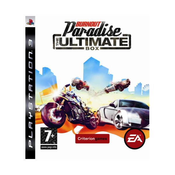 Burnout: Paradise (The Ultimate Box) PS3