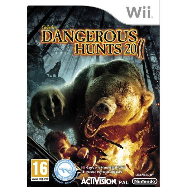 Cabelas Dangerous Hunts 2011 Wii
