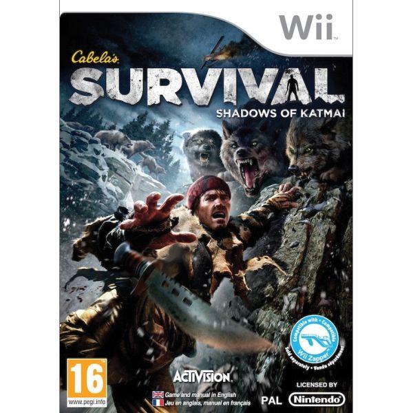 Cabela's Survival: Shadows of Katmai Wii