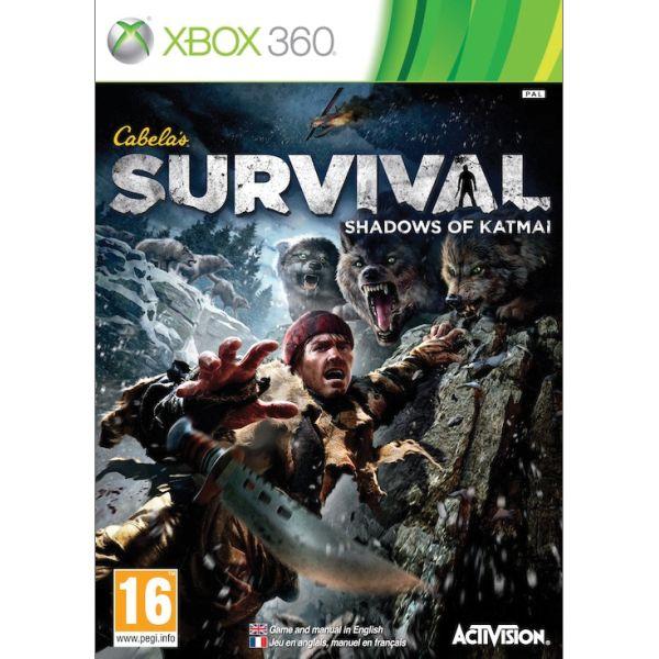 Cabela's Survival: Shadows of Katmai XBOX 360