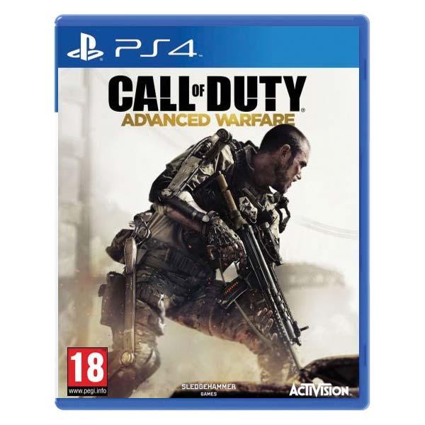 Call of Duty: Advanced Warfare[PS4]-BAZAR (použité zboží)